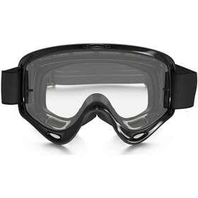 Oakley O Frame MX jet black/clear